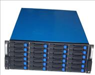 TGC, Rack, Mountable, Server, Chassis, 4U, 24-Bays, Hotswap, 590mm, Depth, (LS),