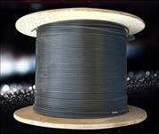 8Ware, 350m, CAT6A, Ethernet, Outdoor, Underground, Shielded, External, LAN, Cable, Roll, Black, Copper, Twisted, Core, PVC, Jacket, BLK,
