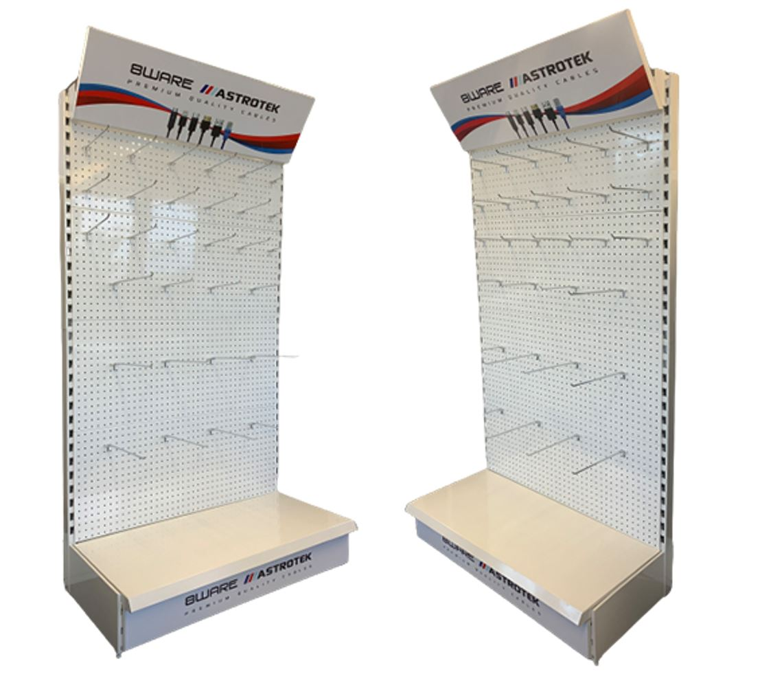 8ware, Retail, Cable, Display, Stand, 2, -, Dimension, 51x15x102cm, -, Get, it, FREE, when, buy, $2000, 8ware/Astrotek, Products,