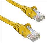 8Ware, RJ45M, -, RJ45M, Cat5e, UTP, Network, Cable, 0.5m(50cm), Yellow,