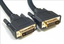 Astrotek, DVI-D, Cable, 2m, -, 24+1, pins, Male, to, Male, Dual, Link, 30AWG, OD8.6mm, Gold, Plated, RoHS,