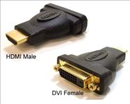 Astrotek, HDMI, to, DVI-D, Adapter, Converter, Male, to, Female,