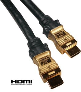 Hypertec, HDMI, Cable, 15m, -, V1.4, 19pin, M-M, Male, to, Male, Gold, Plated, 3D, 1080p, Full, HD, High, Speed, with, Ethernet, -, CBAT-HDMI,