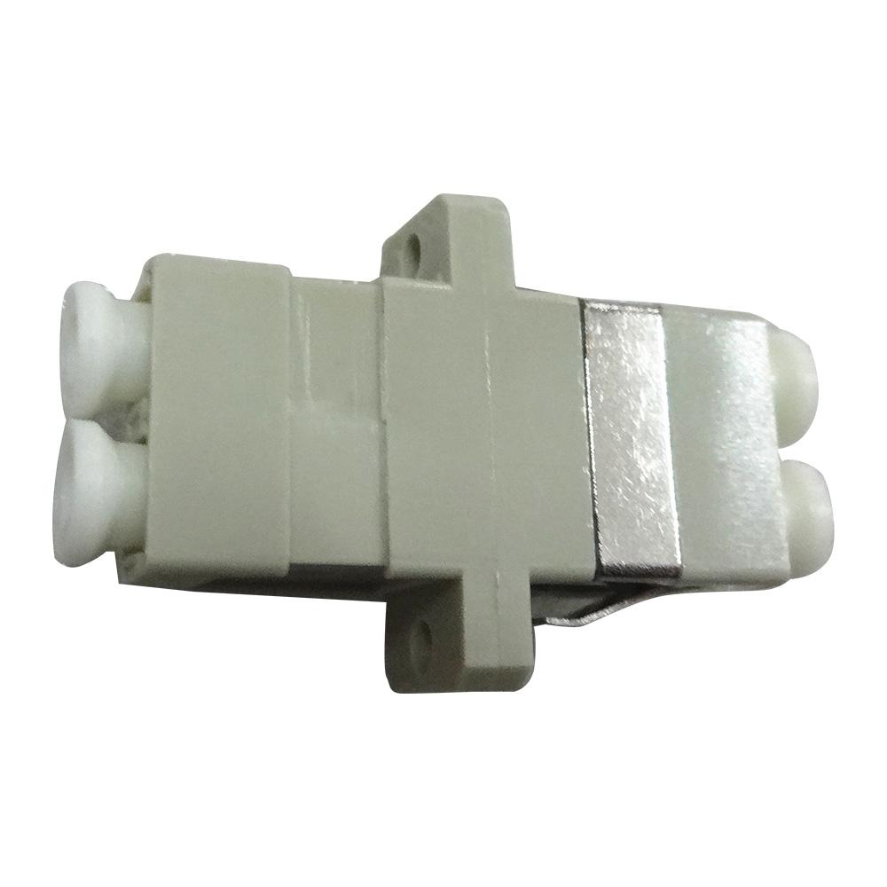 LinkBasic, Fibre, Optic, Adaptor, LC, Multimode, Duplex, Coupler, (Pack, of, 5),