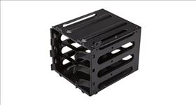 Corsair, HDD, upgrade, kit, with, 3x, hard, drive, trays, and, secondary, hard, drive, cage, parts,