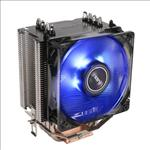 Antec, C40, Air, CPU, Cooler, 92mm, PWM, Blue, LED, Fan, Intel, 775, 115X, 1366., AMD:, AM2(+), AM3, AM3+, FM1, FM2(+), 3, Years, Warra,