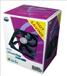 Coolermaster, SI2, 120mm, Fan, 4pcs, Pack, Black, Colour, Sleeve, bearing, Silent, Operation, Fan,