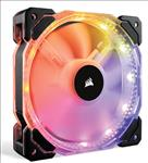 Corsair, HD, 120mm, PWM, RGB, LED, Fan,