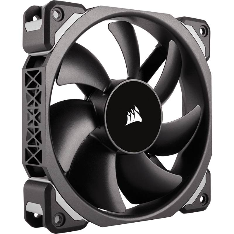 Corsair, ML120, PRO, 120mm, Premium, Magnetic, Levitation, Fan,