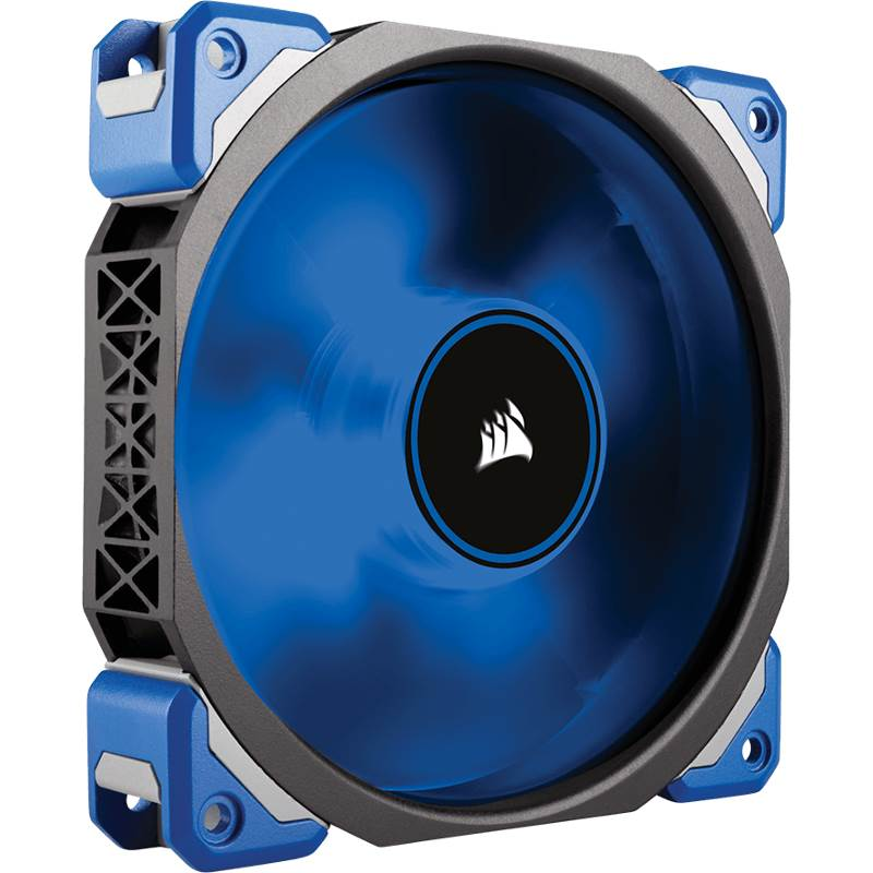 Corsair, ML120, Pro, LED, Blue, 120mm, Premium, Magnetic, Levitation, Fan,