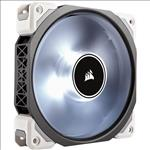 Corsair, ML120, Pro, LED, White, 120mm, Premium, Magnetic, Levitation, Fan,