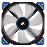 Corsair, ML140, Pro, LED, Blue, 140mm, Premium, Magnetic, Levitation, Fan,