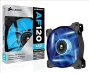 Corsair, SP, 140mm, Fan, Blue, LED, High, Static, Pressure, 3, PIN, (LS),