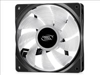 Deepcool, RF120, 3, In, 1, Customisable, RGB, LED, Fans, 120mm, (3-Pack),