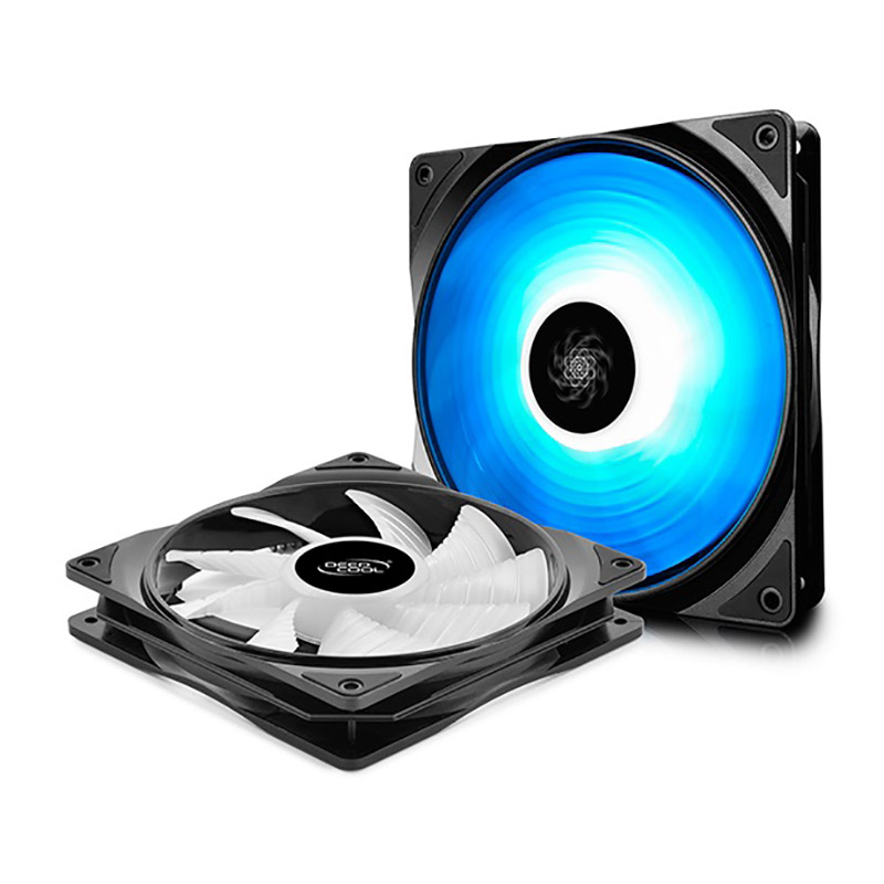 Deepcool, RF140, 2-in-1, RGB, Fan, Two-way, Control,