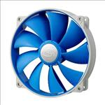Deepcool, Ultra, Silent, 140mm, x, 25mm, Ball, Bearing, Case, Fan, with, Anti-Vibration, Frame, PWM,