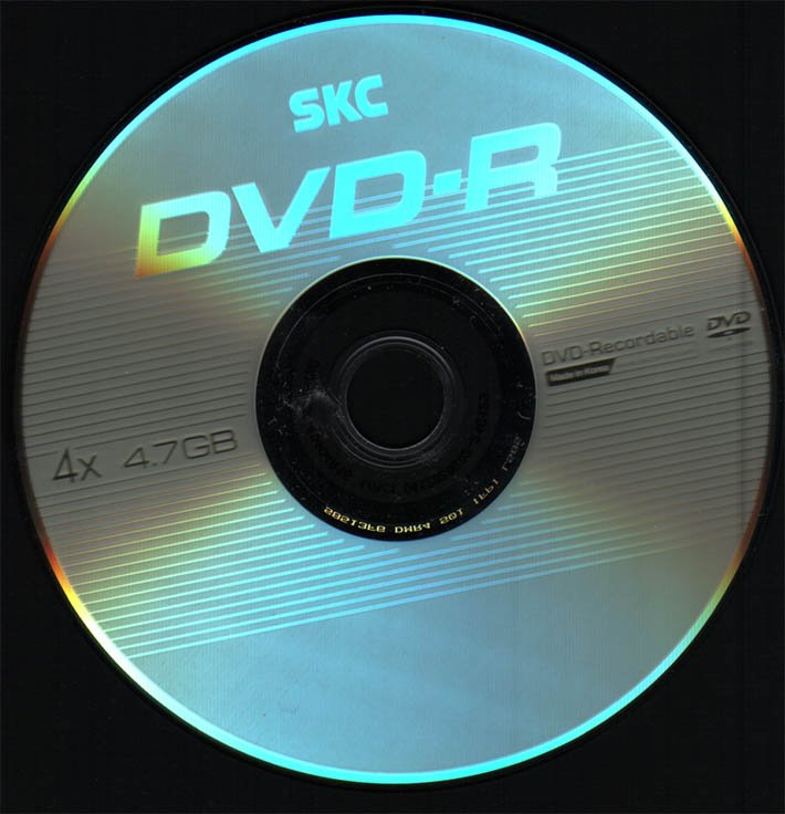 SKC, 4.7GB, 4X, DVD-RW, Media, 10pk, 10x, Spindle,