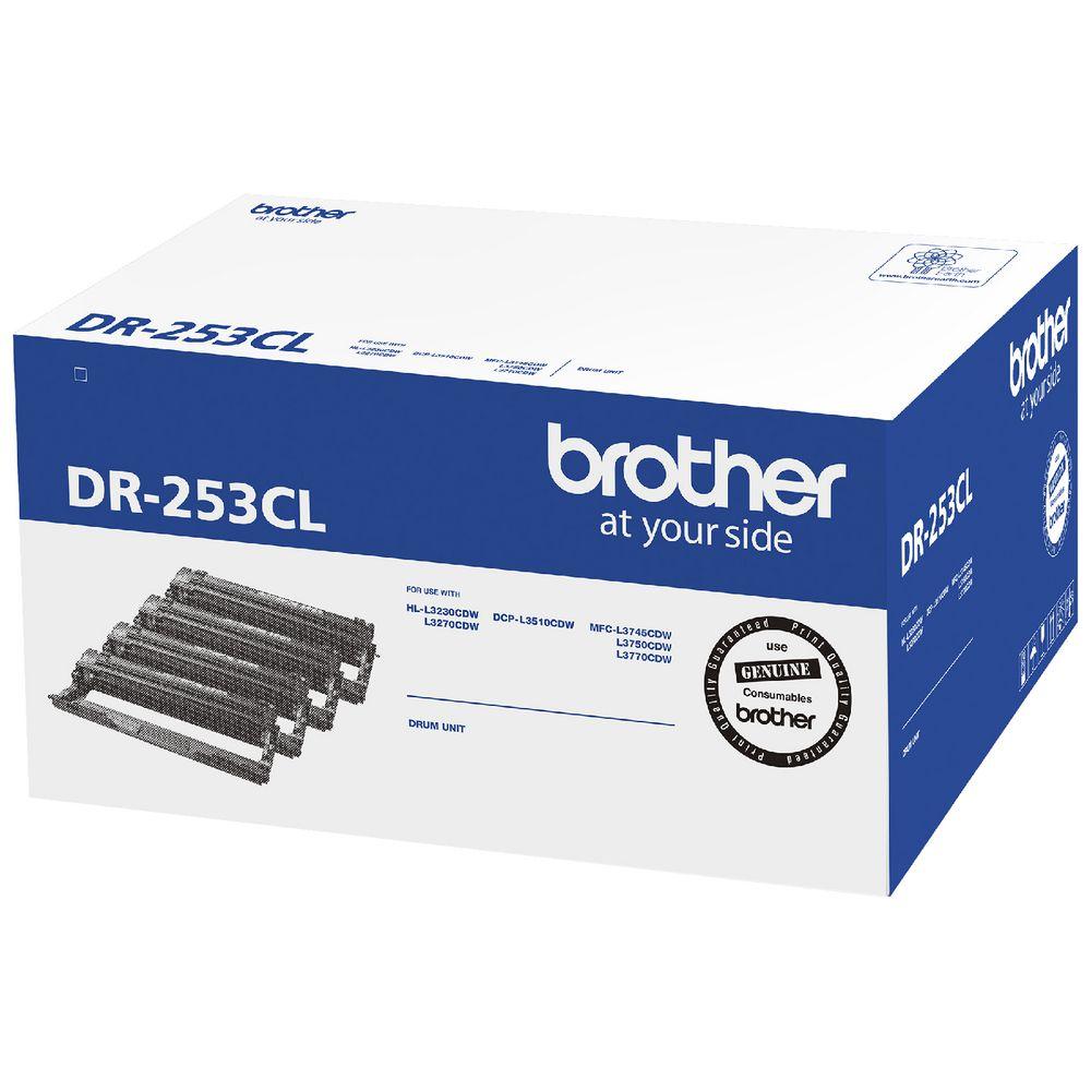 Brother, DR253CL, Drum, Unit, (18, 000, pages),