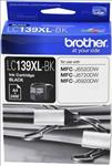 Brother, LC139XL, Black, Ink, Cart, (up, to, 2400, pages),