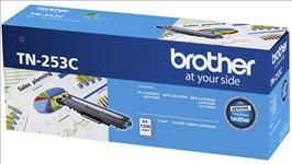 Brother, TN-253C, Cyan, Toner, Cartridge, to, Suit, -, HL-3230CDW/3270CDW/DCP-L3015CDW/MFC-L3745CDW/L3750CDW/L3770CDW, (1, 300, Pa,