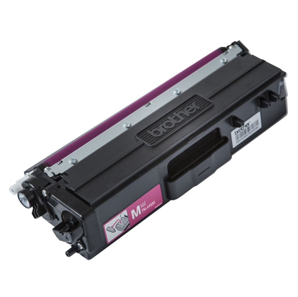 Brother, TN446, Mag, Toner, Cart, (6, 500, pages),