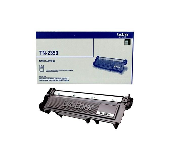 Brother, TN-2350, Mono, Laser, Toner-, High, Yield, Cartridge, HL-L2300D/L2305W/L2340DW/L2365DW/2380DW/MFC-L2700DW/2703DW/2720D,
