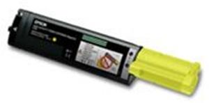 Epson, S050191, Yellow, Toner, Standard, Capacity, 1500pg, (5%),