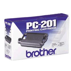 Brother, PC201, Cartridge, (450, pages),