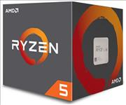 AMD, Ryzen, 5, 2600, 6, Cores, AM4, CPU, 3.9GHz, 19MB, 65W, w/Wraith, Stealth, Cooler, Fan, Box,