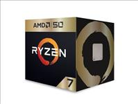 AMD, Ryzen, 7, 2700X, 8, Cores, 16, threads, AM4, CPU, 4.35GHz, 20MB, 105W, Wraith, Prism, Cooler, Fan, Box, -, 50th, Anniversary, Edi,