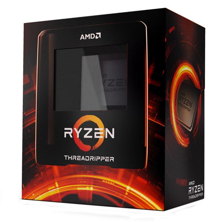 AMD, Ryzen, Threadripper, 3960X, Processor,