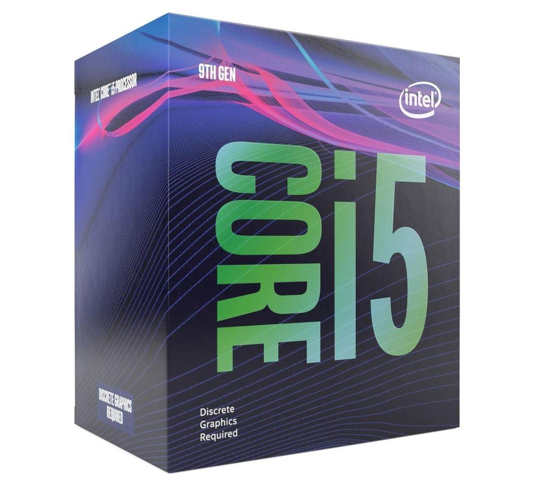 Intel, CORE, I5-9500F, 3.0GHZ, 9MB, 6C/6T,