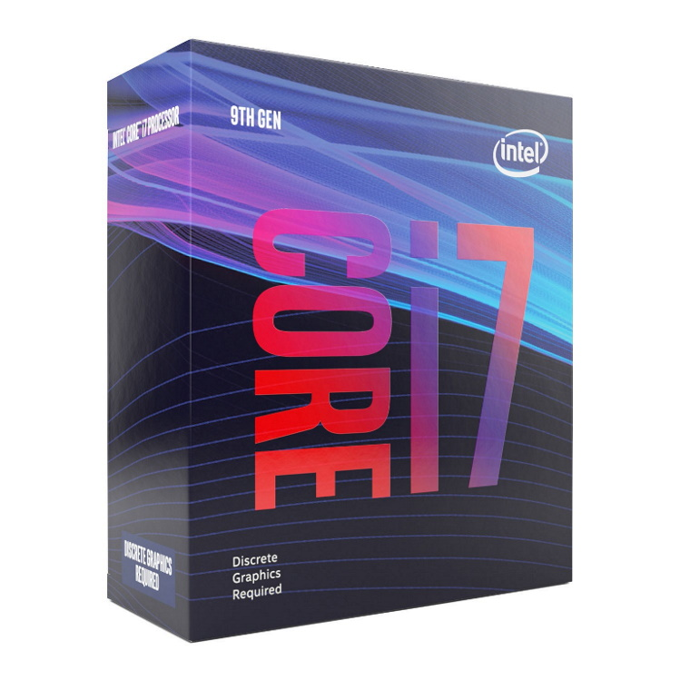 Intel, CORE, I7-9700F, 3.0GHZ, 12MB, LGA1151, 8/8,