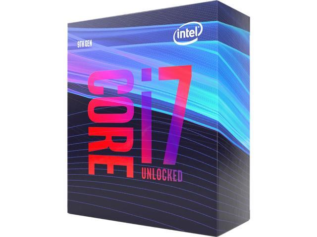 Intel, CORE, I7-9700K, 3.6GHZ, 12MB, LGA1151, 8C/8T.,