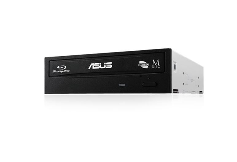 ASUS, BC-12D2HT/BLACK/ASUS, Internal, Blu-ray, Combo,