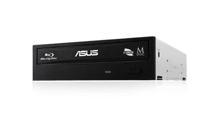 ASUS, BW-16D1HT, PRO/BLACK/ASUS, Internal, Blu-ray, Writer,