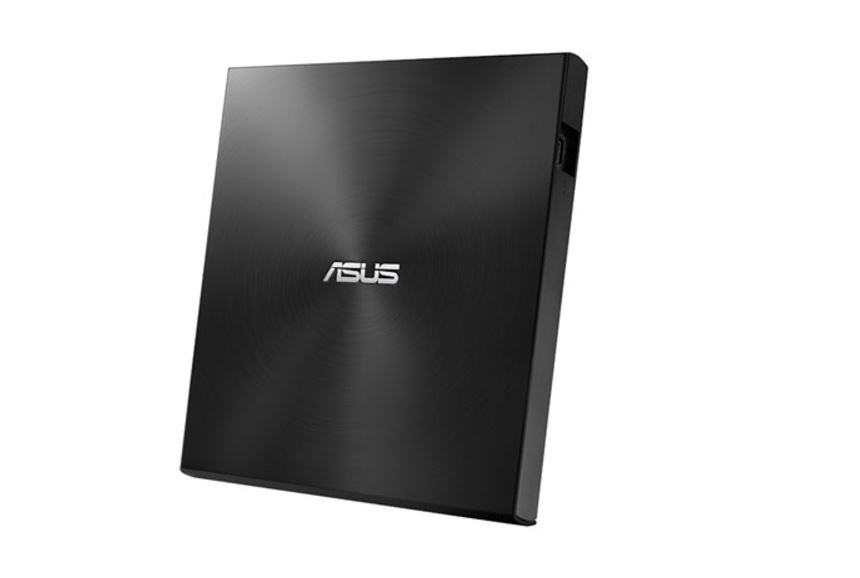 ASUS, SDRW-08U7M-U/BLK/G/AS/P2G, (ZenDrive), External, Ultra-slim, DVD, Writer, With, M-Disc, support,