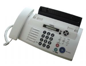 Brother, FAX-878, Thermal, Transfer, Fax, 9.6Kbs, Modem,