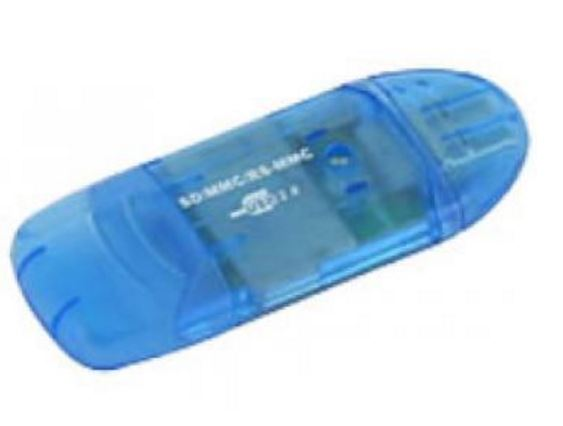 Astrotek, USB, Card, Reader, Support:SD/SDHC/MMC/RS-MMC,