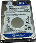 WD, Blue, 500GB, SATA3, 7mm, 2.5, 5400RPM, 6Gb/s, 16MB, Cache,