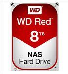 WD, RED, Plus, WD80EFBX/8TB/, INTELLIPOWER/DDR2/3.5, /128Cache,