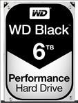 WD, Black, 6TB, SATA3, 3.5, 7200RPM, 6Gb/s, 128MB, Cache, HDD, WD6003FZBX,