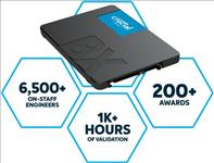 Crucial, BX500, 960GB, SATA, 2.5-inch, SSD, -, Read, up, to, 540MB/s, Write, up, to, 500MB/s, (includes, Acronis, True, Image, HD, Software,