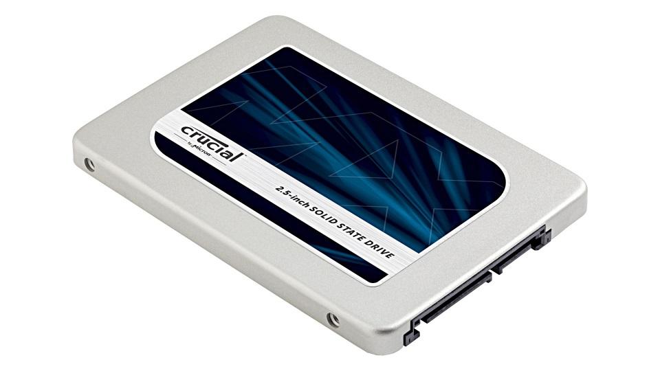 Crucial, MX300, 275GB, 2.5, SATA, SSD, 530/500MB/s, 7mm, w/9.5mm, Adapter, (LS),