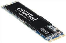 Crucial, MX500, 250GB, M.2(2280), 3D, NAND, SATA, SSD-Read, up, to, 560MB/s, Write, up, to, 510MB/s, (includes, Acronis, True, Image, HD, So,