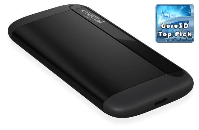 Crucial, X8, 2TB, Portable, SSD, 1050R/MB/s, USB, C, [CT2000X8SSD9], 3YR, WTY, -, new, release, -, ETA, mid, July,