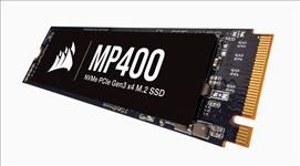 Corsair, Force, MP400, 2TB, NVMe, PCIe, M.2, SSD, -, 3480/3000, MB/s, 560K/380K, IOPS, 400TBW, 1.8mil, Hrs, MTBF, AES, 256-bit, Encryption,