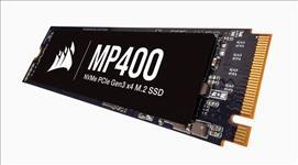 Corsair, Force, MP400, 8TB, NVMe, PCIe, M.2, SSD, -, 3480/3000, MB/s, 710K/610K, IOPS, 1600TBW, 1.8mil, Hrs, MTBF, AES, 256-bit, Encryption,