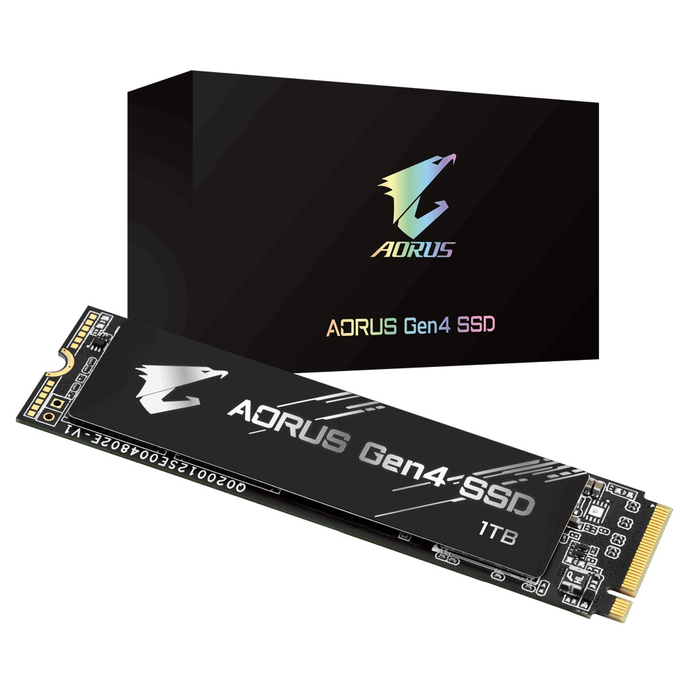 GIGABYTE, 1TB, AORUS, NVMe, M.2, PCIe4, SSD, UP, TO, READ, 5000MB/s, WRITE, 4400MB/s, 5YR, WTY,