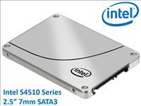 Intel, DC, S4510, 2.5, 240GB, SSD, SATA3, 6Gbps, 3D2, TCL, 7mm, 560R/280W, MB/s, 90K/16K, IOPS, 2xDWPD, 2, Mil, Hrs, MTBF, Data, Center, Serv,